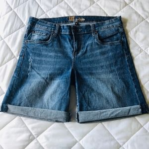 Kut From the Kloth Bermuda Shorts Size 8